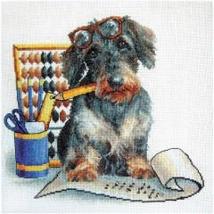 Набор для вышивания Panna Д-0296 Бухгалтер