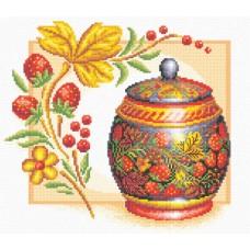 Набор для вышивания Panna НХ-0312 Ягодки