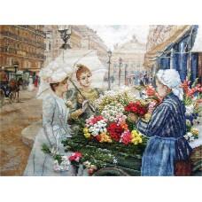 Набор для вышивания Panna ВХ-1404 Парижанки
