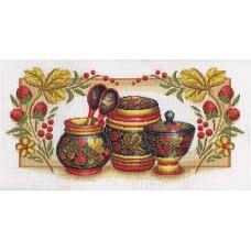 Набор для вышивания Panna НХ-0311 Хохлома