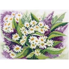 Набор для вышивания Panna Ц-1428 Полевые цветы