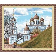 Набор для вышивания Panna АС-0334 Успенский кафедральный собор