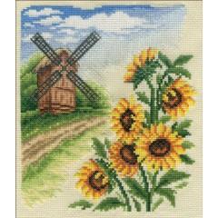 Набор для вышивания Panna ПС-0384 Мельница