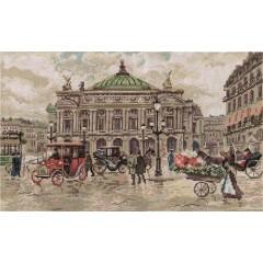 Набор для вышивания Panna ГМ-1481 Париж. Гранд Опера