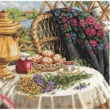 Набор для вышивания Panna Н-1488 Летний натюрморт