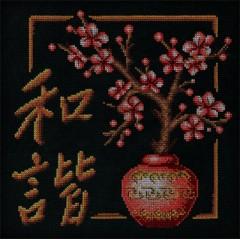 Набор для вышивания Panna И-1499 Гармония