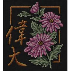 Набор для вышивания Panna И-1512 Величие