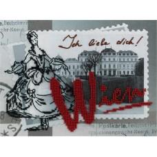 Набор для вышивания Panna ГМ-1531 Воспоминания о Вене