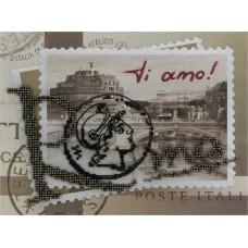 Набор для вышивания Panna ГМ-1532 Воспоминания о Риме