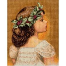 Набор для вышивания Panna Д-1514 Рождественское дитя