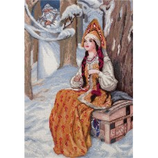 Набор для вышивания Panna ВС-1537 Морозко