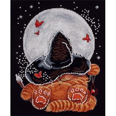 Набор для вышивания Panna Ж-1552 Лунный сон