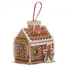 Набор для вышивания Panna ИГ-1575 Пряничный домик
