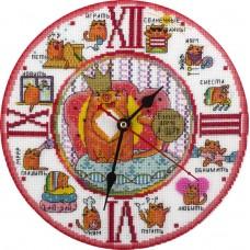 Набор для вышивания Panna Ч-1582 Кот в доме хозяин