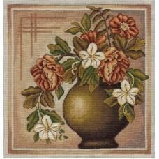 Набор для вышивания Panna Н-1586 Палые листья