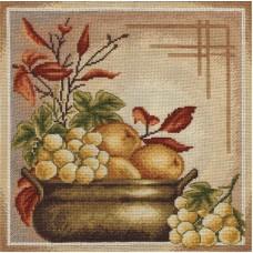 Набор для вышивания Panna Н-1587 Грозди спелого винограда
