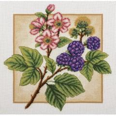 Набор для вышивания Panna Ц-1601 Ежевика