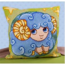 Набор для вышивания Panna ПД-1607 Маленький овен   (Подушка)