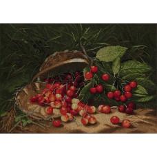 Набор для вышивания Panna ВХ-1617 Сладкая вишня