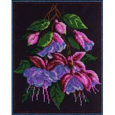 Набор для вышивания Panna БН-5001 Цветы фуксии