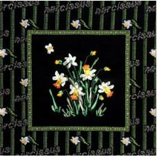 Набор для вышивания Panna Ц-0486 Нарциссы
