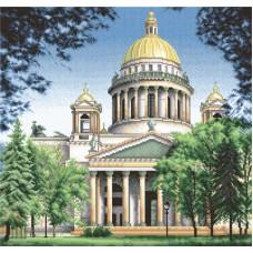 Набор для вышивания Panna АС-0490 Исаакиевский собор