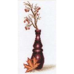 Набор для вышивания Panna В-0495 Красные ягоды