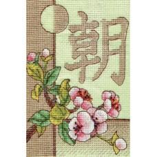 Набор для вышивания Panna И-0568 Утро