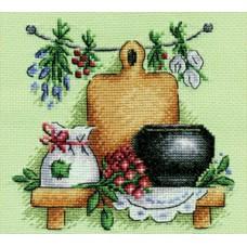 Набор для вышивания Panna Н-0516 Целебные травы