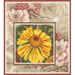 Набор для вышивания Panna Ц-0565 Солнечный цветок