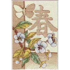 Набор для вышивания Panna И-0569 Весенний сад