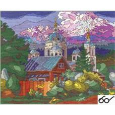Набор для вышивания Panna ПС-0756 Кучевые облака