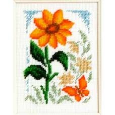 Набор для вышивания Panna Ц-0749 Солнышко на ножке
