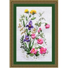 Набор для вышивания Panna Ц-0761 Садовая фантазия