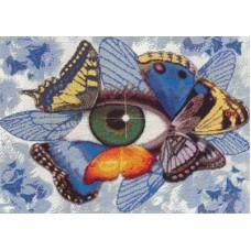 Набор для вышивания Panna СО-0771 Магия взгляда