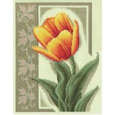 Набор для вышивания Panna Ц-1288 Прекрасный тюльпан