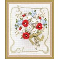 Набор для вышивания Panna Ц-0775 Комплимент