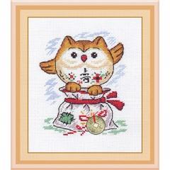 Набір для вишивання Panna І-0835 Мішечок щастя