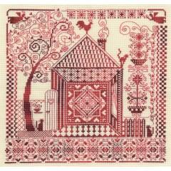 Набор для вышивания Panna СО-0886 Оберег домашнего очага