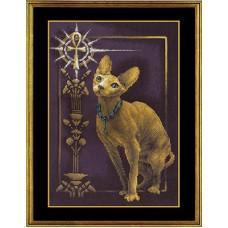 Набор для вышивания Panna К-0897 Египетская кошка
