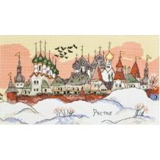 Набор для вышивания Panna АС-0900 Ростов Великий