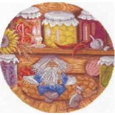 Набор для вышивания Panna СО-0938 Домовой - хранитель очага