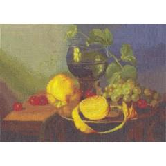 Набор для вышивания Panna Н-0937 Натюрморт с лимоном