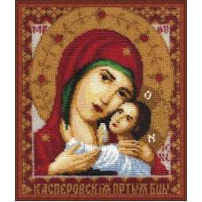 Набор для вышивания Panna ЦМ-0946 Икона Пресвятой Богородицы Касперовская