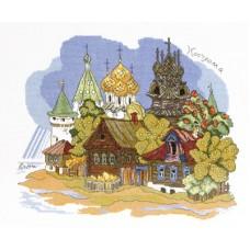 Набор для вышивания Panna АС-0968 Кострома