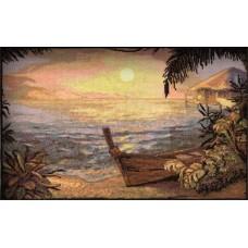 Набор для вышивания Panna МТ-1019 Морской берег