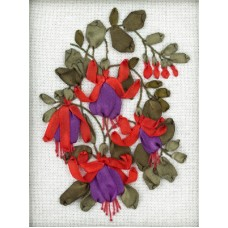 Набор для вышивания Panna Ц-1045 Фуксия
