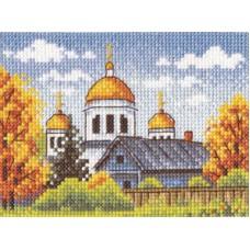 Набор для вышивания Panna ПС-1059 Шепот осени