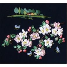 Набор для вышивания Panna ПС-1081 Яблоневый цвет