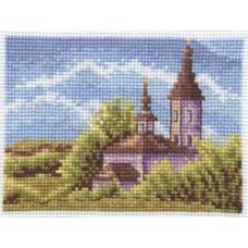 Набор для вышивания Panna ПС-0101 Храм